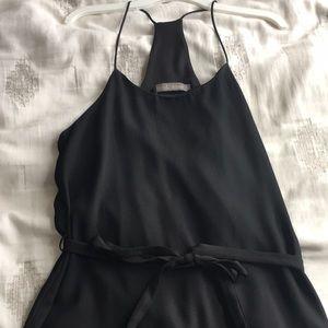 BOGO Little Black Dress with Tie Waist